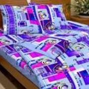 Ткань постельная Бязь 136 гр/м2 150 см Набивная цветной 3147-3/S029 FL фото