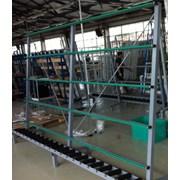 Стенд остекления (контроля качества) для окон ПВХ фото