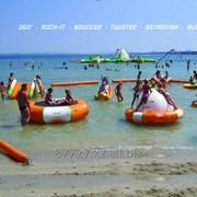 Надувные аквапарки Aviva Luna-Line фото