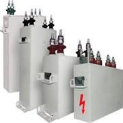 Конденсатор электротермический с чистопленочным диэлектриком с повышенной мощностью КЭЭПВ-1/318,5/1-4У3 фото