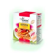 Крупа Пшеничная Тм Art Foods 0,25 кг фото