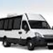 Услуги по перевозке грузов и пассажиров микроавтобусом