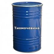 Тиомочевина, квалификация: ч / фасовка: 0,6 фото