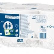 Т8 - Tork SmartOne® туалетная бумага в рулонах - 6 рул/уп, 1150 л/рул, 2 слоя фото