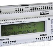 Контроллеры для систем отопления и горячего водоснабжения (ГВС) ТРМ132М фото