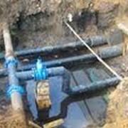 Монтаж водопровода фото
