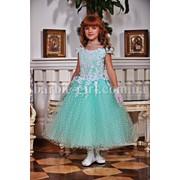 Детское платье нарядное 10-0009 фото
