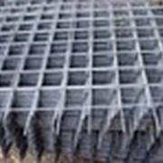 Сетка сварная ВР-1 для кладки кирпича и стяжки бетоном фото