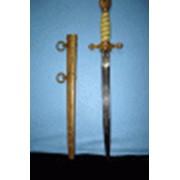 Нож морской офицерский антикварное оружие фото