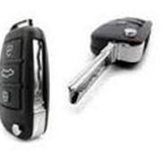 Автомобильные ключи фото