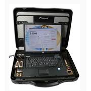 Расходомер-счетчик 2-х канальный для гомогенных сред и воды с ноутбуком фото