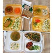 Доставка обедов фото