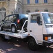 Эвакуация легковых авто фото