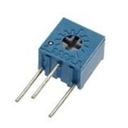 Резистор подстроечный 3362W 50R фото