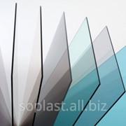 Поликарбонат монолитный, толщина 4 мм, размер 2005х3005 мм, Bayer, Германия фото