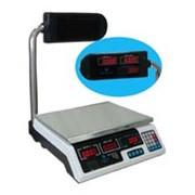 Весы торговые электронные серии ВСП-4ТК (С) фото