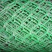 Сетка пластиковая 55*55 1,5*25м фото
