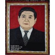 Изготовление ковров портретов фото