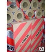 Paroc HVAC Section AluCoat теплоизоляция, цилиндры из каменной ваты с покрытием фото