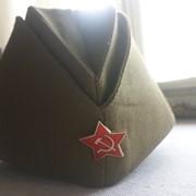 Пилотка военные (солдатские) фото