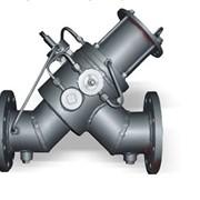 Клапан осесимметричный - соленоидный клапан управления, нормально закрытый, пилотный, с дублером ручного открытия (закрытия) фото
