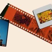 Оцифровка слайдов и фотоплёнок. фото