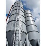 Перевалка и хранение цемента в силосах, Владикавказ фото
