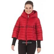 Куртка Lusskiri 1637 красный фото