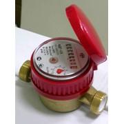 Счетчик воды универсальный квартирный ВДГ-15 (L=110мм) фото
