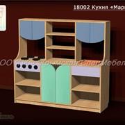 """Детская игровая мебель: Кухня """"Марьюшка"""" 18002 фото"""