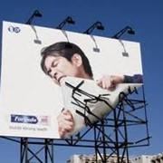 Демонтаж наружной рекламы фото