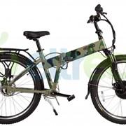 """Электровелосипед Eltreco Patrol 28"""" фото"""