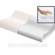 Ортопедическая подушка с эффектом памяти ТОП-117 фото
