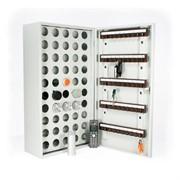 Шкаф для тубусов и ключей КЛ-20П фото
