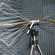 Антенна измерительная дипольная, складная П6-121 фото