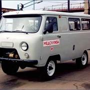 Автомобиль UAZ фото