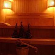 Финская сауна с ароматерапией