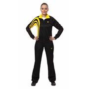 Спортивный костюм женский БОНИ желтый S-99\1 фото