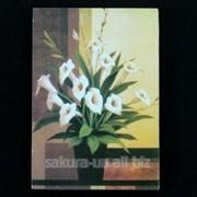 Картина Magnifique / 17х11 см / Цветы 3 e12126 фото