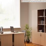 Мебель для персонала серия Бюджет фото