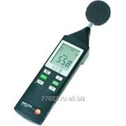 Прибор для измерения уровня шума testo 816 фото
