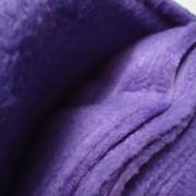 Ткань Флис Фиолетовый фото