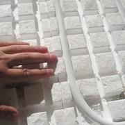 Подложка из пенополистирола с бобышками для теплого пола фото