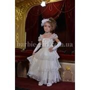 Нарядное детское платье KMS_1408 фото