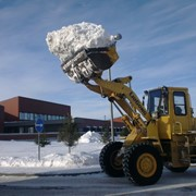 Уборка снега механизированная - срочная - 1 категория фото