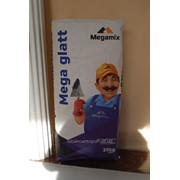 Шпаклёвка MEGA GLATT фото