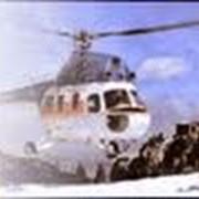 Ми-2 адаптированный к выполнению задач спецподразделений фото