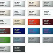 Порошковая полиэфирная краска Interpon 310 фото