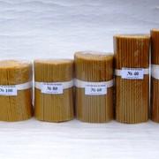 Производство восковых свечей фото