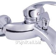 Смеситель для ванны короткий гусак Touch Z Mars-006, арт.17835 фото